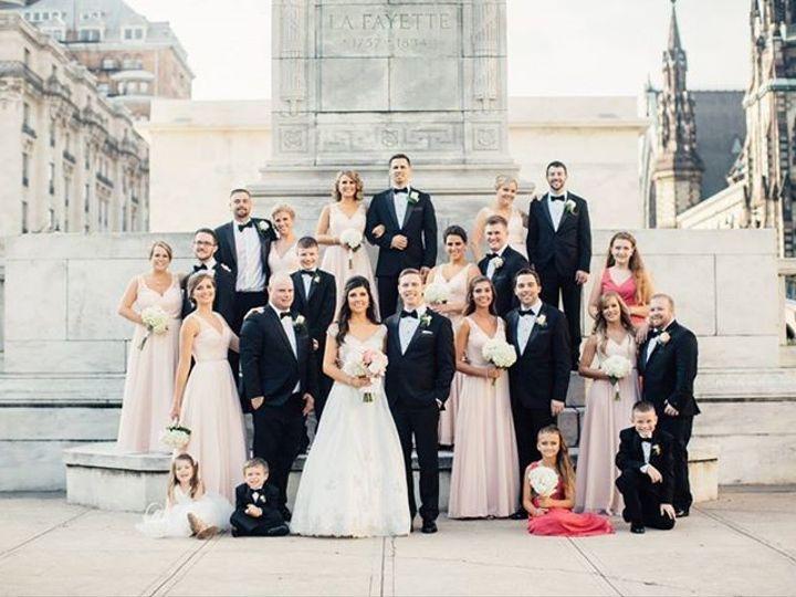Tmx 1483074484617 Nicki Green And Brandon Johnson 071815 Peabody Lib Baltimore, Maryland wedding officiant