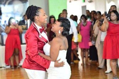 Tmx 1483158952820 Sherrese And Chiquita Eubie Blacke 082215 1 Baltimore, Maryland wedding officiant