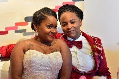 Tmx 1483158968952 Sherrece And Chiquita Eubie Blacke 082215 3 Baltimore, Maryland wedding officiant