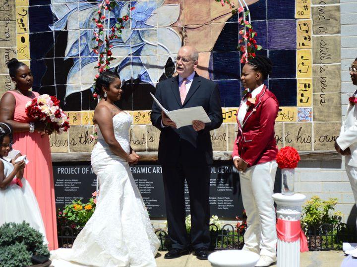 Tmx 1483158992488 Sherrese And Chiquita Eubie Blacke 082215 Baltimore, Maryland wedding officiant
