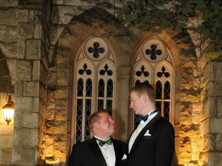 Tmx 1483159194749 Aaron And Charles At Chase Court 4 Baltimore, Maryland wedding officiant