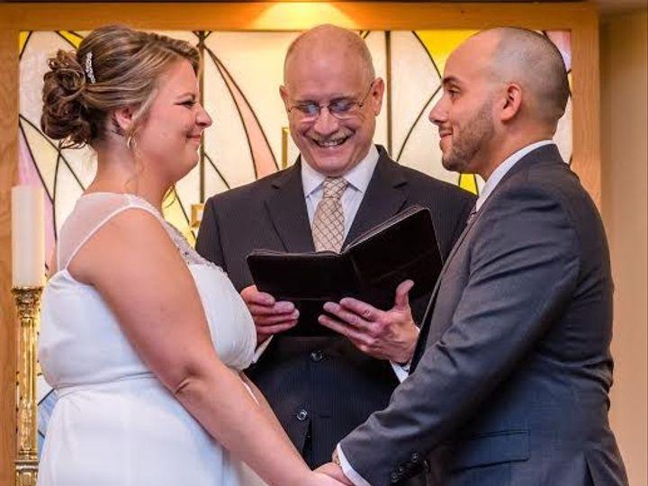Tmx 1483485749120 Leighann Posey And John Garcia 100215 2 Baltimore, Maryland wedding officiant