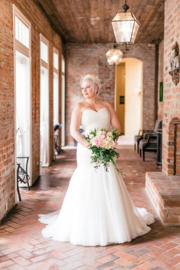Chateau lemoyne wedding