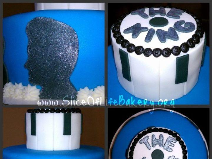 Tmx 1333153246223 ElvisCollage Temecula wedding cake