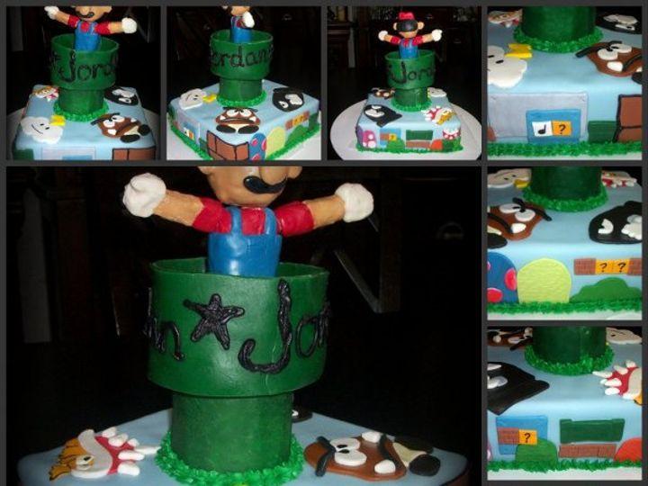 Tmx 1333153261634 MarioCollage Temecula wedding cake
