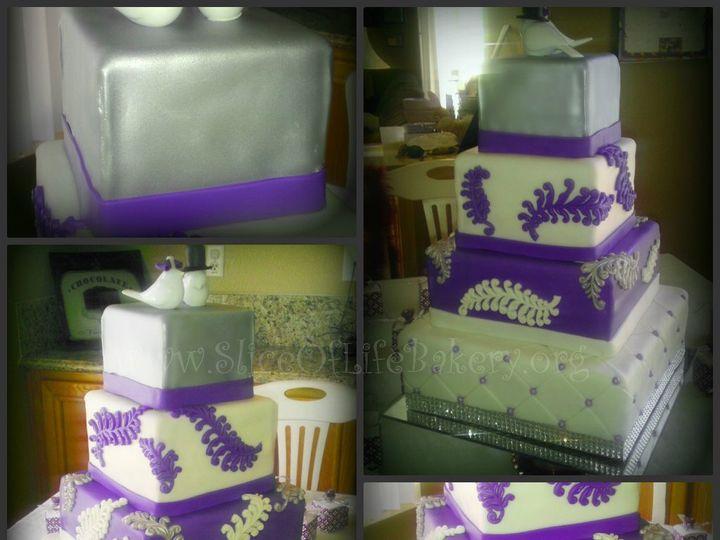 Tmx 1342724601180 Collagewatermark Temecula wedding cake