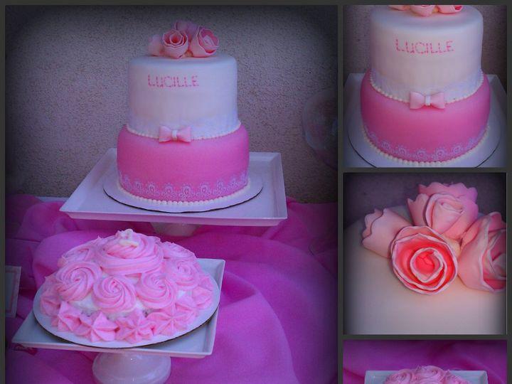 Tmx 1342810034550 Collage Temecula wedding cake