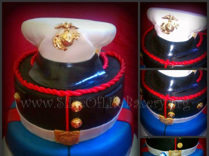 Tmx 1342810159705 Collagewatermark Temecula wedding cake