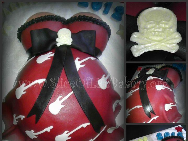 Tmx 1342810191061 Collagewatermark Temecula wedding cake