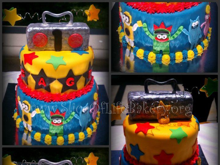 Tmx 1342810204200 Collagewatermark Temecula wedding cake