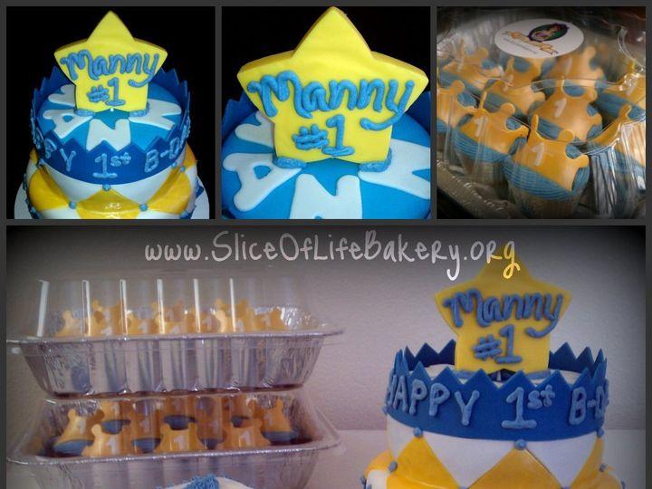 Tmx 1342810218429 LittlePrinceCollage Temecula wedding cake