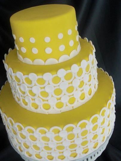 Exquisite Desserts - Wedding Cake - Palm Desert, CA - WeddingWire