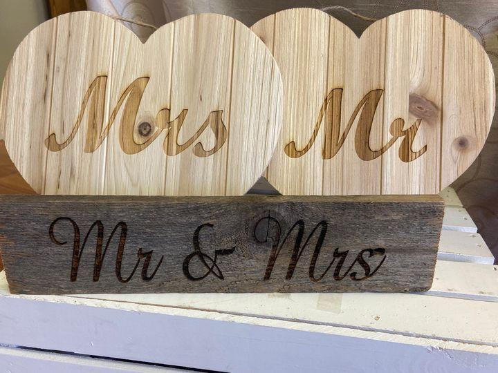 Tmx Mr And Mrs Wood Signs 51 1957581 158852885671335 Stuart, FL wedding favor