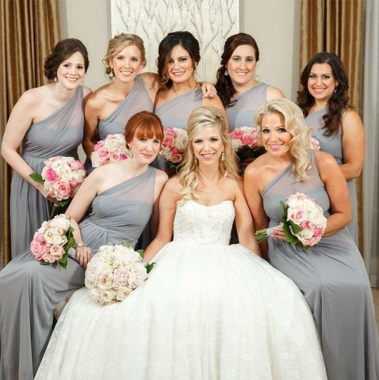 bride group