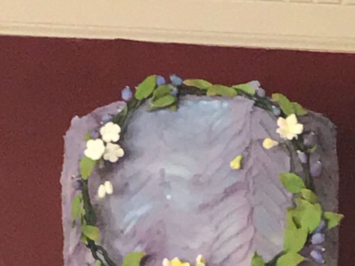 Tmx 1539021306 10beb5d22bf88347 1539021305 5e23598196e86f7c 1539021307235 5 IMG 2852 Winston Salem, North Carolina wedding cake
