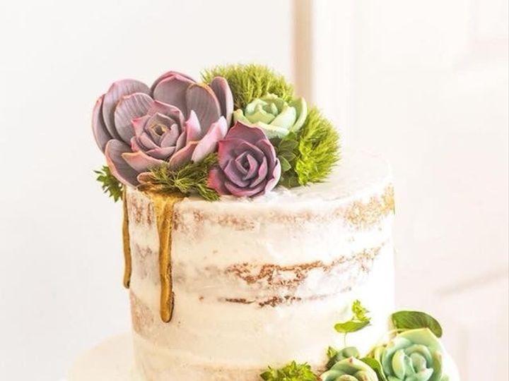 Tmx 1539021329 D2d9c3c7ead87a13 1539021328 7d6a4911de1b60e8 1539021330236 7 IMG 1898 Winston Salem, North Carolina wedding cake