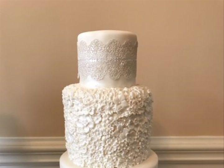 Tmx 1539021347 0c8c1c549d8db86d 1539021346 C24a7f676d47cdc6 1539021348403 13 IMG 1901 Winston Salem, North Carolina wedding cake
