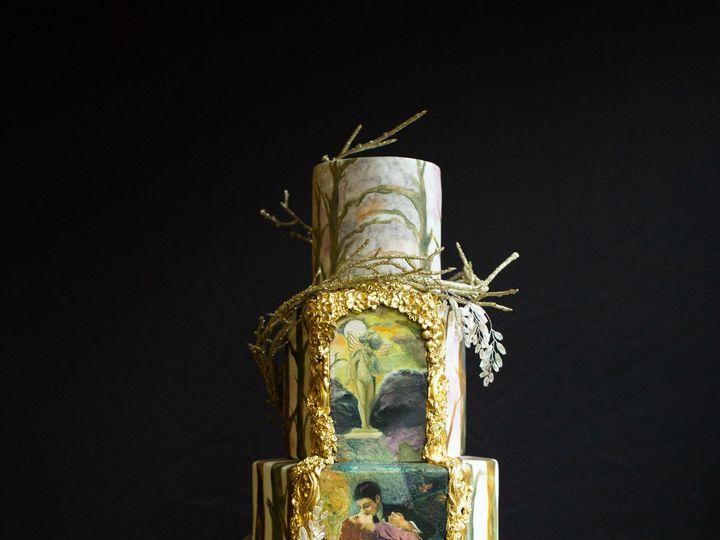 Tmx Artsycakesy Brittanybutterworthphoto 5 51 987581 159890740158205 Winston Salem, North Carolina wedding cake