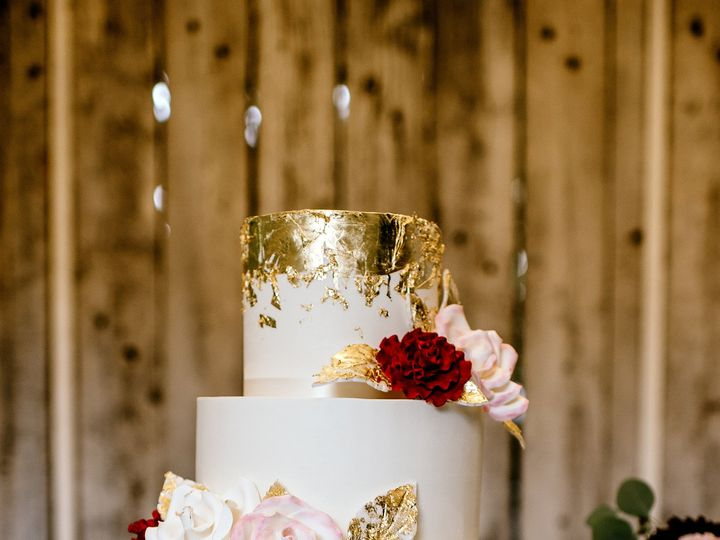 Tmx T C Wed543 51 38581 Portland, OR wedding cake