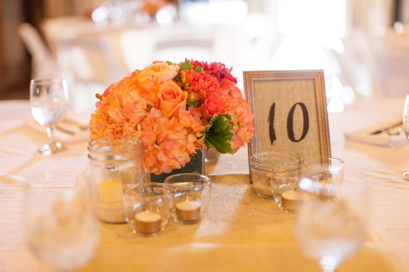 Table number 10