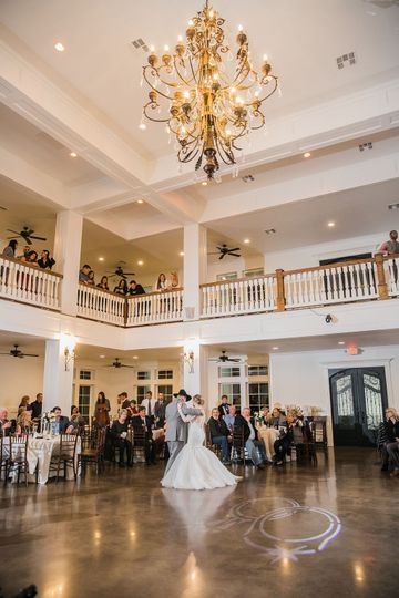 Rockwall Manor reception