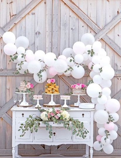 Balloon Garland great for any occasion