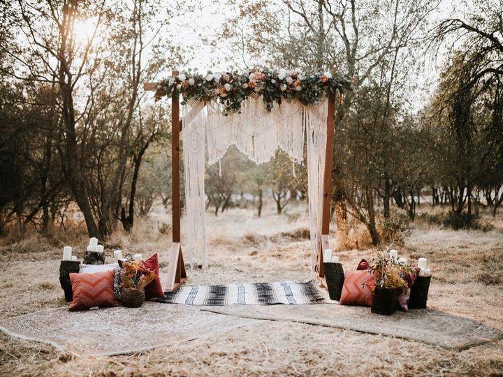Tmx Macrame1 51 1070681 1572494334 Fair Oaks, CA wedding rental