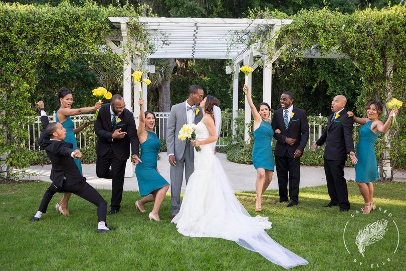 melissa darren bridalparty 1