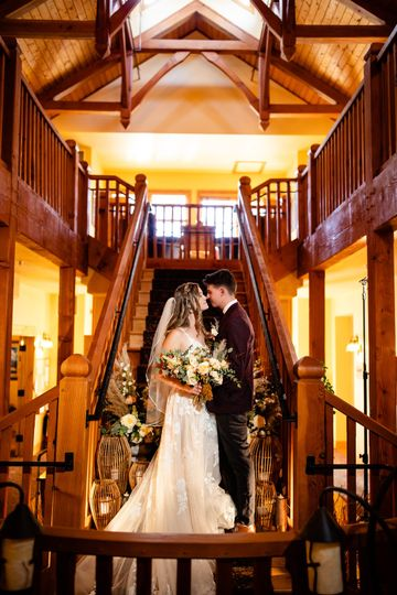 Grand Staircase Ceremony