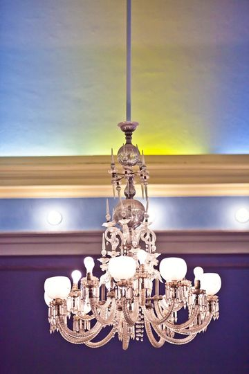 Use lighting, draping, custom furnishings or anything else you need to make your family and friends...