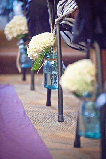 Decorate according to your style, using your own florist, rental company and other vendors. We do...