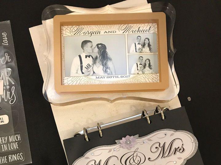 Tmx 1517888165 58ab492d231c3139 1500434666881 Scrapbook And Frame Greensboro, North Carolina wedding rental
