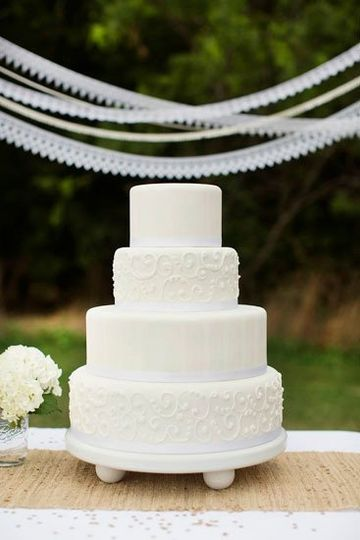 Calling All Cakes Wedding Cake Arlington TX WeddingWire - Wedding Cakes Arlington Tx