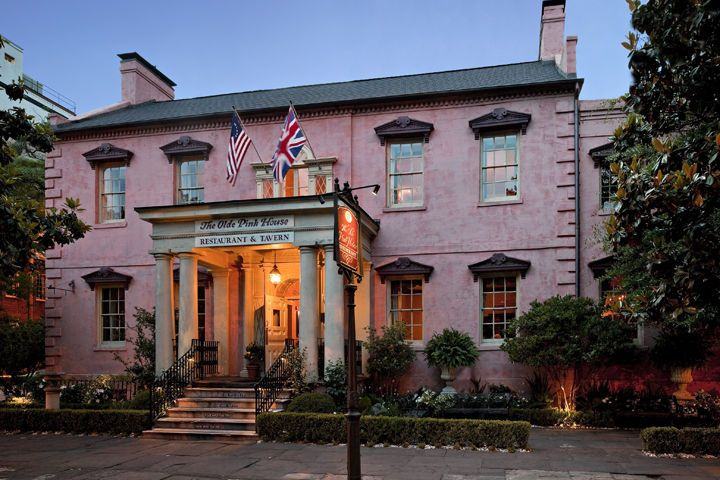 e67ff2068ac22567 Olde Pink House Savannah Restaurant Reviews for seniors
