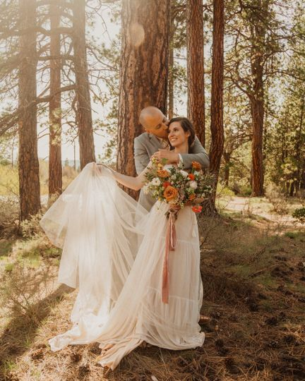 Oregon Intimate Wedding