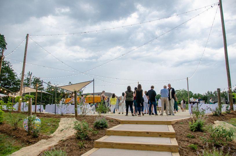 The Vineyard - Walkway