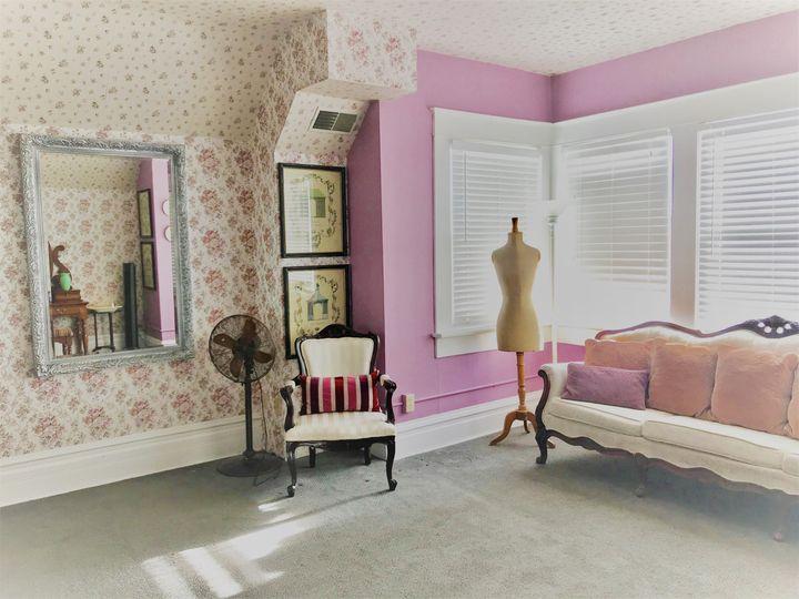 Bride's Room...