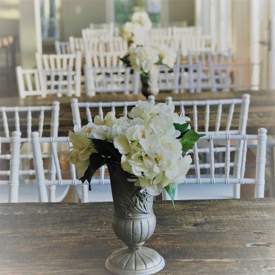 Chiavari Chairs & Tables...