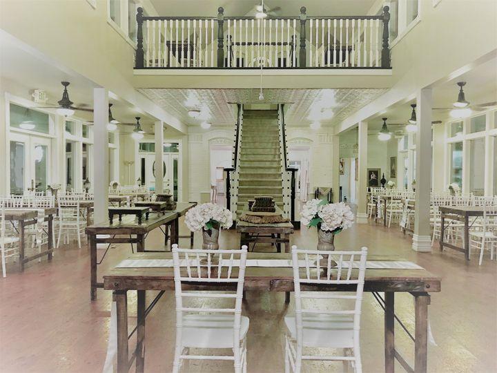 Conservatory & Mezzanine...
