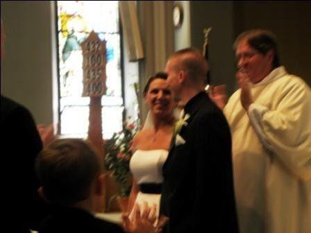 Tmx 1374697368496 Stjoecouplesmile Kennebunk wedding ceremonymusic