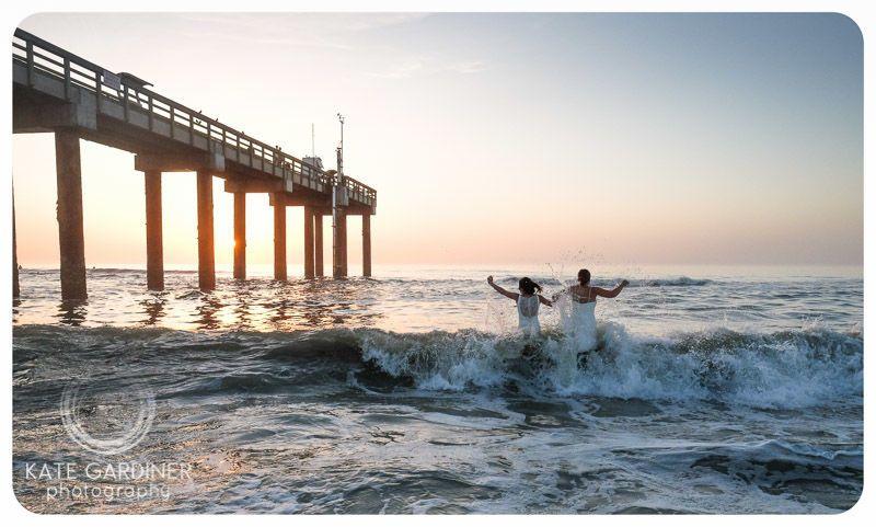 St Augustine Beach Pier