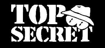 Top Secret Band logo