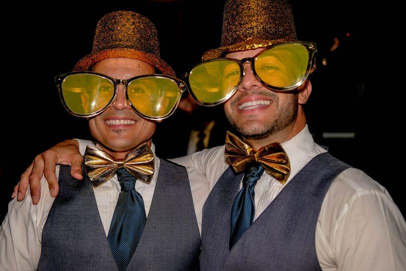 Miguel & William