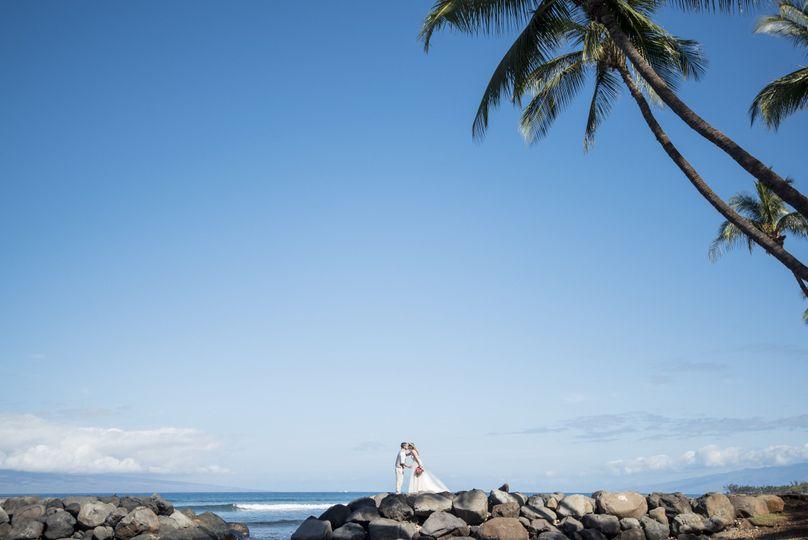 wangler a dream wedding launiupoko beach m