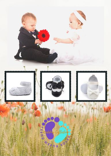 Baby Shoes for Weddings