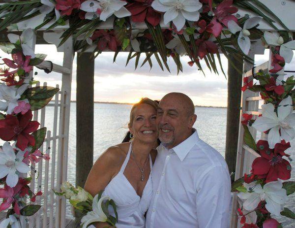Tmx 1332430426956 TheHappilyMarriedCouple Venice wedding officiant