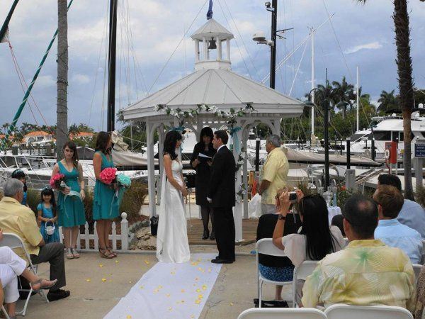 Tmx 1332430428157 DEANAANDSHAWNWEDDING1 Venice wedding officiant