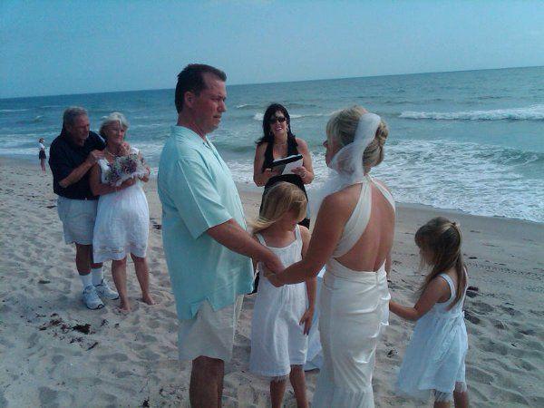 Tmx 1332430518756 HutchinsonIslandVowRenewal Venice wedding officiant