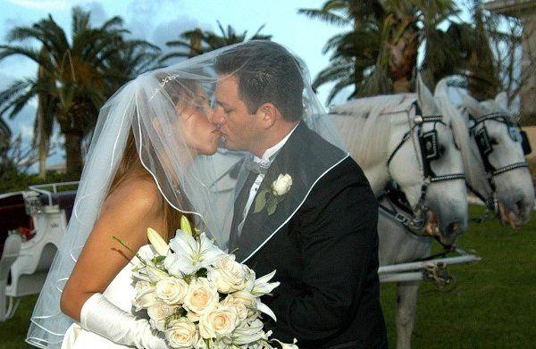 Tmx 1332430519700 Kissingisthebest Venice wedding officiant