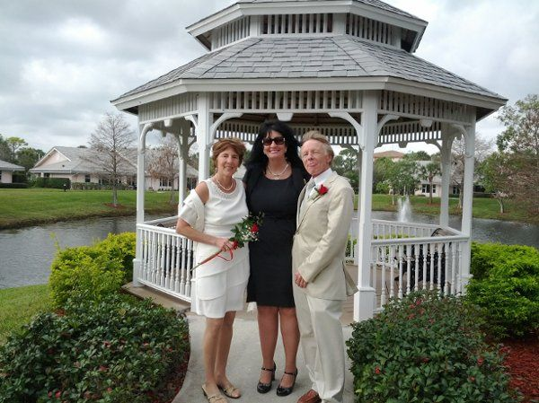Tmx 1335558657506 IMG20120204112734 Venice wedding officiant